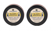 Duke Cannon Bloody Knuckles Hand Repair Balm - Pack of 2