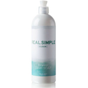 Real Simple Clean Hand Soap, Bergamot 350ml