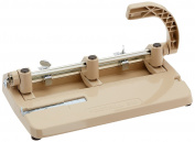 Skilcraft Adjustable 3-Hole Punches - Heavy-duty