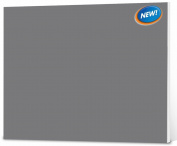 Elmer's Foam Board 50cm x 80cm X.4760cm -Slate Grey