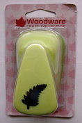 Woodware Large Craft Punch - Fern