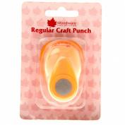 Woodware Regular Craft Punch - Circle