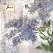 Ambiente Paper Napkins Lunch / Party Appro. 33x33cm Lilac
