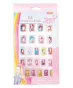 Jojo Siwa Press-on Nails- 24 per package