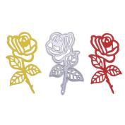 AMA(TM) Metal Cutting Dies Stencil Template for DIY Scrapbook Album Paper Card Craft Decoration