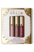 stila Play It Cool Stay All Day Liquid Lipstick Set, Multi
