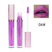 12 Colours Women Matte Liquid Lipstick Super Lustrous Lip Gloss Natural Moisturiser Long Lasting Velvet Lipstick Cosmetic Beauty Makeup Lip Gloss