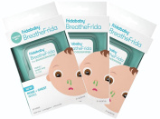 Baby Nose Wipes by Fridababy | BreatheFrida the BoogerWiper Moisturising baby facial tissues and chest rub for Sensitive Skin