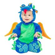 Shubuy Baby Halloween Dinosaurs Jumpsuit Costume Hooded Bodysuit Footies Romper 3PC/Set Onesie Outfit