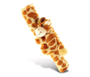 CoTa Global Brown Giraffe - 25cm - Super Soft Plush Safety Belt Cover - Item #5488