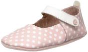 Bobux Baby Girls' Rosa MIT weißen Tupfen Loafers