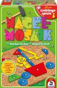 "Schmidt Spiele 102950cm Nail Mosaic"" Board Game"