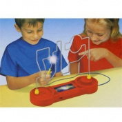 Kids Classics ~ Don`t Buzz the Wire Game ~ with 3 levels * A true test of skill, nerve and co-ordination - will you be the first to beat the wire.! It seems simple enough... guide your way around the wire without causing it to buzz. But beware; each of ..