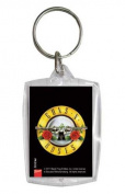 Empire Merchandising Guns N Roses Keyring Classic Logo