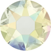 2000, 2038 & 2078 Flatback Crystals Hotfix Crystal Shimmer | SS16 (3.9mm) - Pack of 50 | Small & Wholesale Packs | Free Delivery