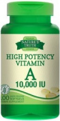 Nature's Truth Vitamin A 10,000 IU 100 Quick Release Softgels