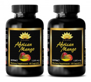 memory supplements for women - AFRICAN MANGO EXTRACT 1200MG - dynamic health african mango - 2 Bottles