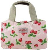 Cath Kidston 'Strawberry' Pink Oilskin Mini Tote