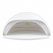 LED / UV lamp 48W pearl white - with sensor photocell - LED lamp - timer