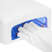 Anti UV Glove Radiation Protection Photo Therapy Manicure Nail Polish Nail Art Dryer Tools