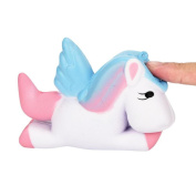 Cartoon Dreamlike Unicorn Pony/Pegasus Kids Toy Cure Squeeze Toys Squishy Scented Slow Rising Stress Relief Toys