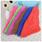 Mlm kitchen cleaning supplies cotton absorbent lint-free cloth oil-free dishwashing towel cotton scouring cloth dishwashing cloth