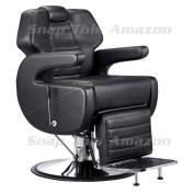 TekNoh Pro Barber Salon Chair Hairdressing Tattoo Threading Shaving Barbers Styling Beauty