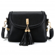 XWB Stylish Soft Tassel Bags For Women Cross Body Bag Women's Shoulder Handbags Ladies Purse