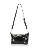 Lisa Minardi Women's 135 Black Cross-Body Bag