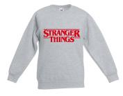 Juicy T's Stranger Things Inspired Kids Sweatshirt Jumper