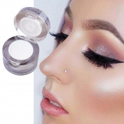 prelikes Women's Long Lasting Single Eyeshadow Shimmer Powder Face Highlighter Makeup
