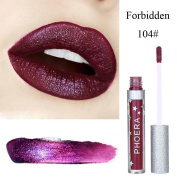 Beauty Pro Mate Lipstick, Long Lasting Velvet Matte To Glitter Liquid Lipstick Waterproof Kiss-proof Lip Gloss Makeup Cosmetics Set