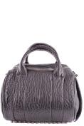 Alexander Wang Women's MCBI335015O Black Leather Handbag