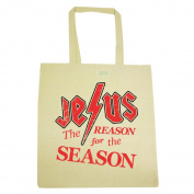 Jesus. The Reason For The Season Tote Bag