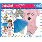 Springfield 46cm Doll Gift Set, Dance Party