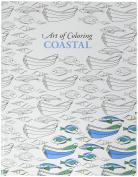 Leisure Arts-Art Of Colouring Coastal