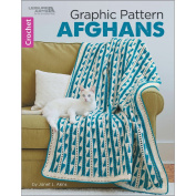 Leisure Arts 7071 Graphic Pattern Afghans