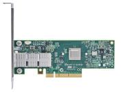 Mellanox MCX353A-TCBT ConnectX-3 VPI Adapter Card Single-Port QSFP FDR10 IB (40Gb/s) and 10GbE PCIe3.0 x8 8GT/s Tall Bracket RoHS R6