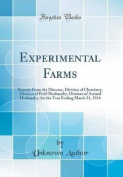 Experimental Farms