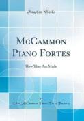 McCammon Piano Fortes