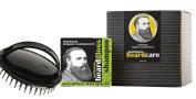 Professor Fuzzworthy NEW Apple Cider Tonic Beard SHAMPOO BAR & Shampoo Brush | 100% Natural & Organic Kunzea & Essential Plant Oils for Beard Growth Dandruff Anti Itch |Made in Tasmania Australia