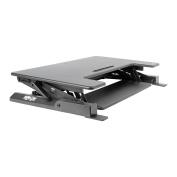 Tripp Lite WorkWise Height-Adjustable Sit-Stand Desktop Workstation, 90cm x 60cm . Monitor Platform