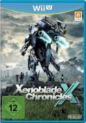 Xenoblade Chronicles X (USK ab 12 Jahre) Wii U by Nintendo of Europe GmbH
