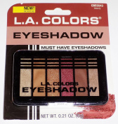L.A. Colours Must Have Eyeshadow Palette, Beauty