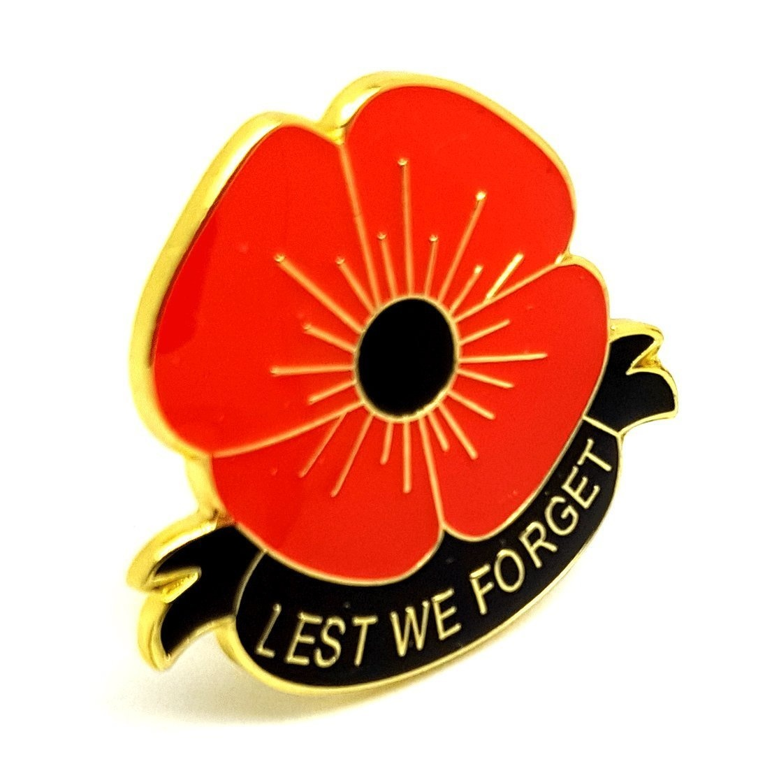 Remembrance day red poppy flower mod target raf roundel remember remembrance day red poppy flower mod target raf roundel remember them gift metal enamel pin badge mightylinksfo