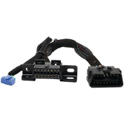 Directed Electronics OBDGMD1 Wiring Harnesses, Black