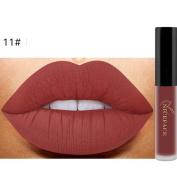 Waterproof Long Lasting Matte Liquid Lipstick Beauty Lip Gloss Makeup SuperStay, Perfect Valentines Gift for Mom Girlfriend