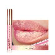 Poluck Hot Sales Mermaid Ji Colour Lipstick Shimmer Bright Glitter Waterproof Super Long Lasting Smooth Beauty Lip Gloss