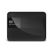 WD 3TB My Passport X for Xbox One Portable External Hard Drive - USB 3.0 - WDBCRM0030BBK-NESN