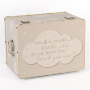 Bambino Medium Luggage Box - Twinkle Twinkle Little Star